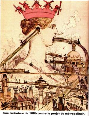 Metropolitain 1900