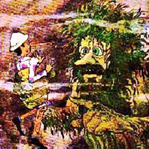 Pecheur vert