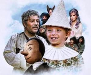 Pinocchio petit garcon