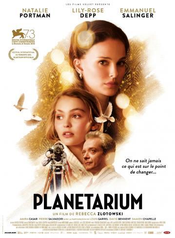 Planétarium affiche