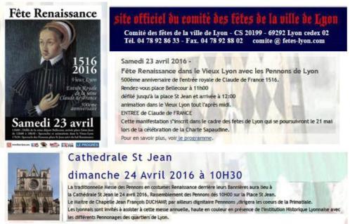 Fête Renaissance 2016