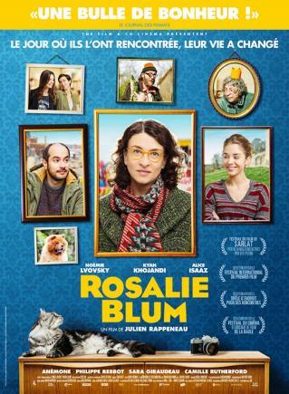 Rosalie Blum l'affiche