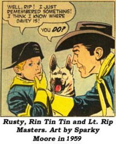 Rusty rinty rip