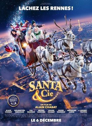Santa affiche