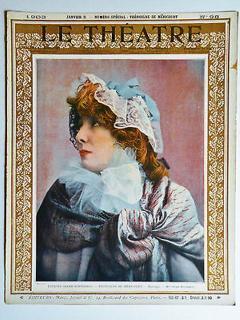 Sarah bernhardt 1903