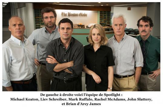 Spotlight l equipe