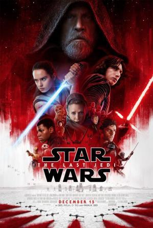 Star wars 8 affiche