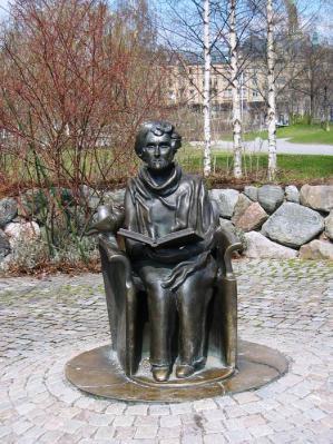 Statue à stockholm