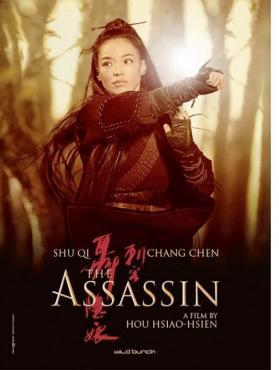 The assassin affiche