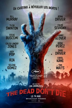 The dead affiche casting