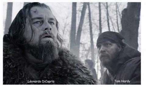DiCaprio et Tom Hardy
