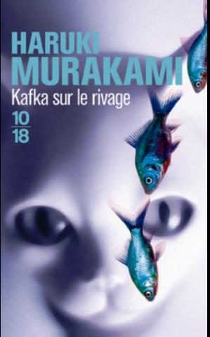 10 18 Kafka sur le rivage - livre de poche