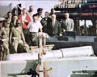 1966 Palomares bombe H