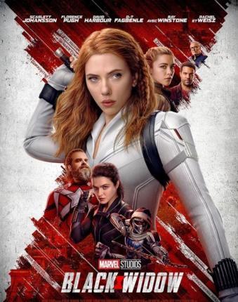 Affiche de Black Widow