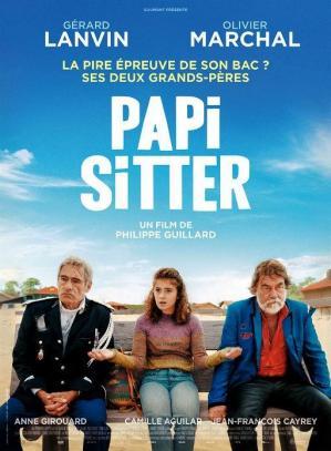 Affiche Papi sitter