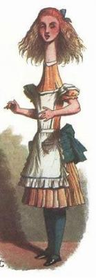 Alice au long cou