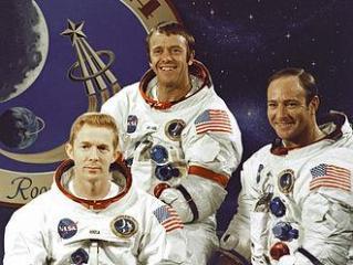Apollo 14 l'équipage