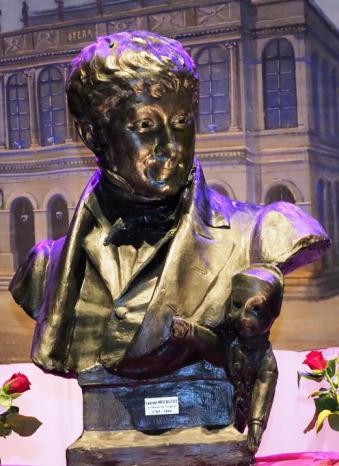 Buste de Mourguet