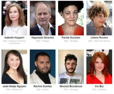 Casting du film La Daronne