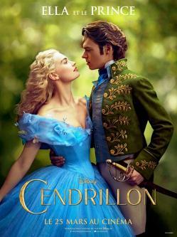 Cendrillon ella et le prince