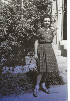 Denise en 1941