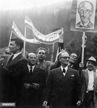Ferdinand Lop en campagne