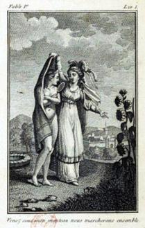 Florian 1792 Fable et Vérite