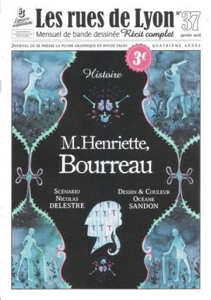 Henriette bourreau