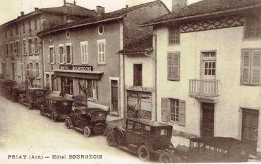 Hôtel Bourgeois