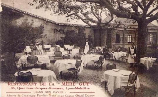 La mère Guy restaurant