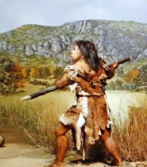 Le chasseur prehistoire