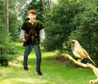 Le Rossignol et le Prince image de Fabulgone