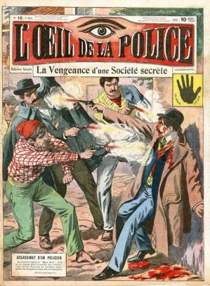 L'œil de la police