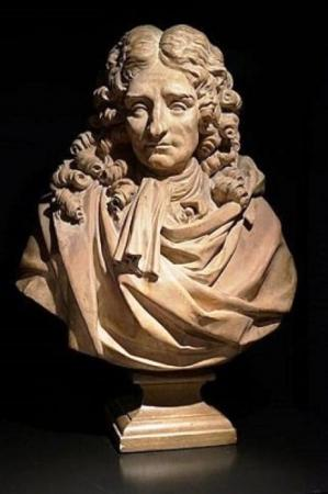 Louis Deseine buste de La Fontaine musée Château-Thierry