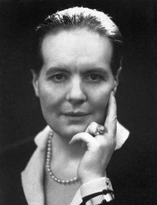 Louise Weiss en 1928