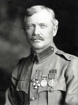 Major Frederick Russell Burnham1901