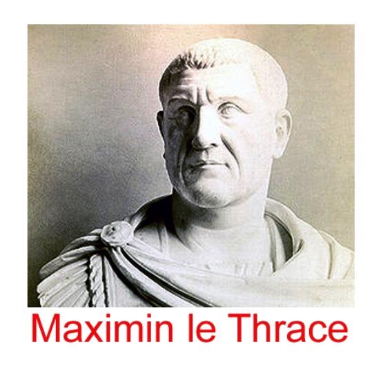 Maximin le Thrace