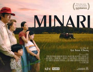 Minari affiche du film