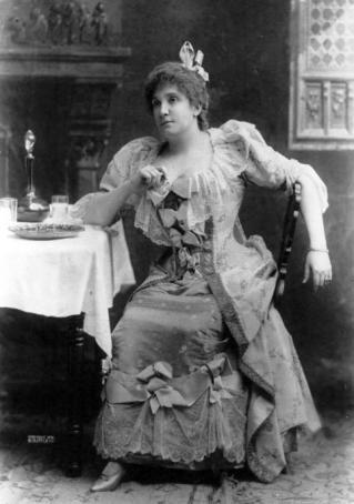 Nellie Melba cantatrice