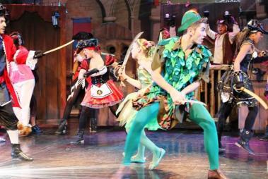 Peter Pan - La comédie musicale de la bataille