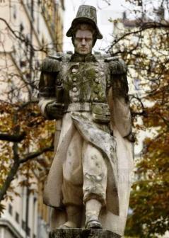 Statue nouvelle