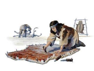 Tannage préhistoire