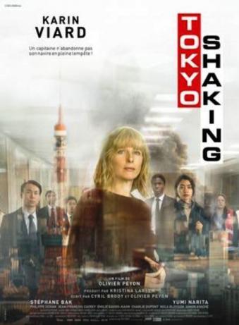 Tokyo shaking affiche