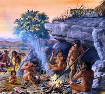 La tribu et le feu