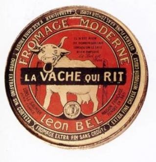 Vache qui rit 1921