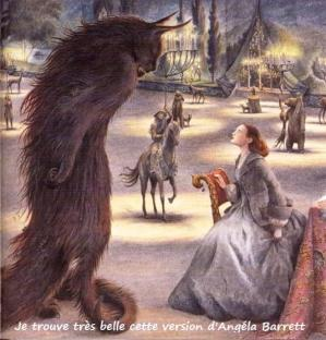 Version d'Angela Barrett